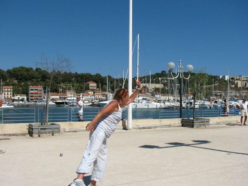 Jeu provençal 2X2 : challenge de la ville à Saint-Mandrier-sur-Mer - 0