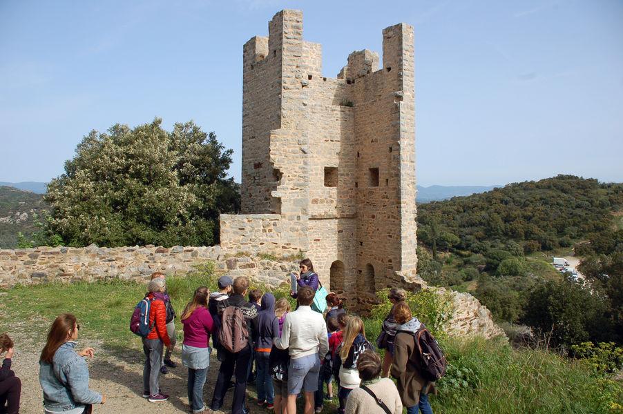 Enquête au château (visite guidée spécial enfants) à Hyères - 8