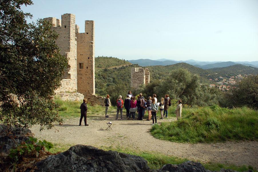 Enquête au château (visite guidée spécial enfants) à Hyères - 3
