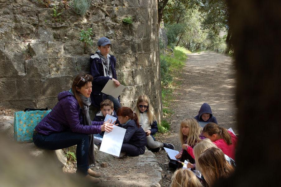 Enquête au château (visite guidée spécial enfants) à Hyères - 6