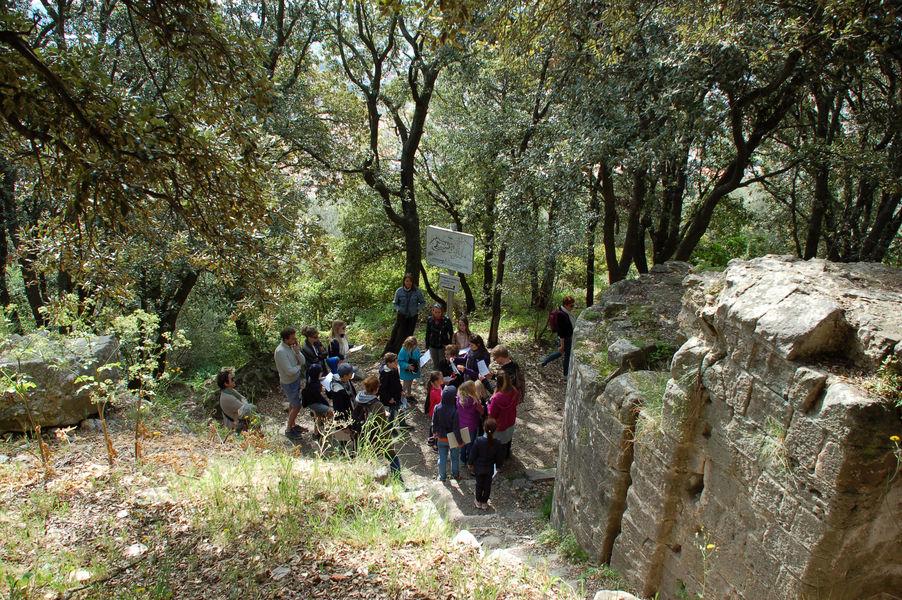 Enquête au château (visite guidée spécial enfants) à Hyères - 7
