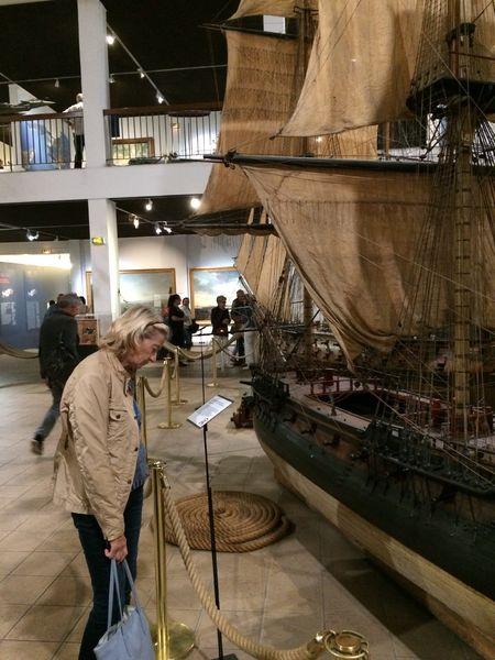 Visites commentées estivales – Musée de la Marine à Toulon - 0