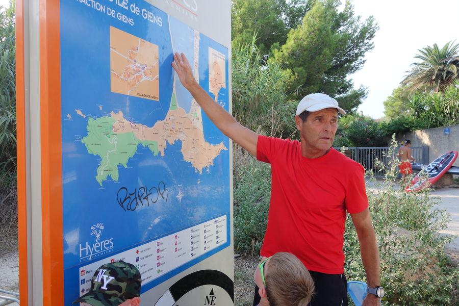 Visite guidée : une journée à Porquerolles à Hyères - 1