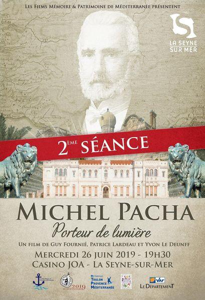 Film documentaire «Michel Pacha, porteur de lumière» à La Seyne-sur-Mer - 0