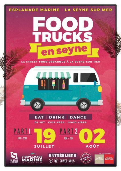 Food trucks en Seyne à La Seyne-sur-Mer - 0