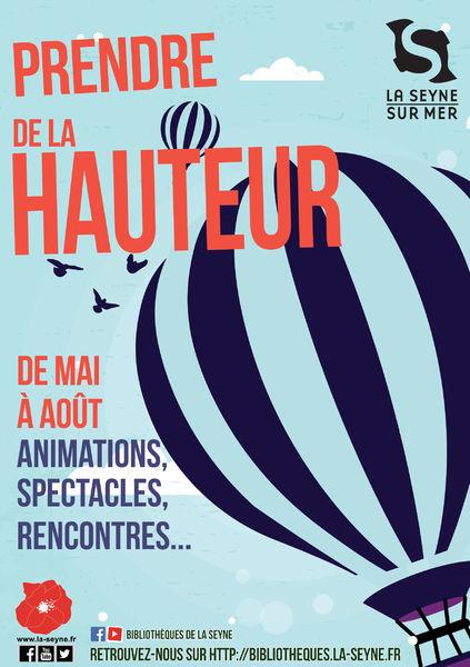 Fête de clôture : spectacle interactif «Les Z'arbres» par la Cie Virgule à La Seyne-sur-Mer - 0
