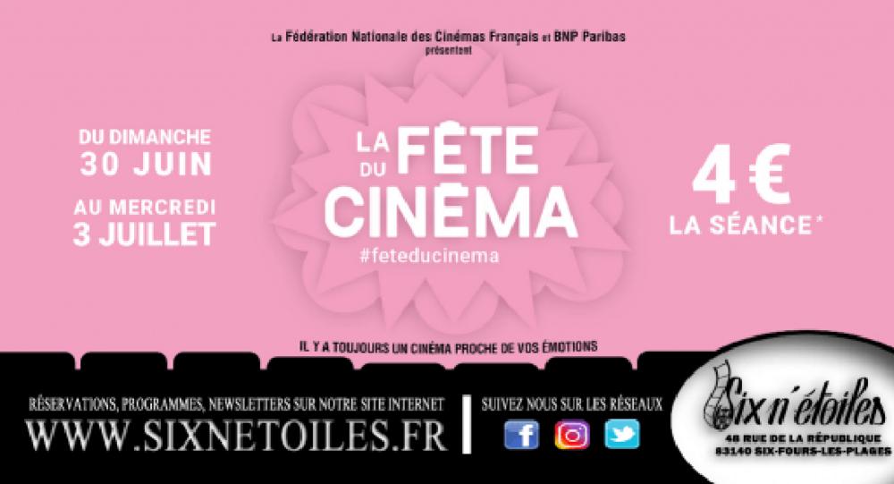 Fête du Cinéma à Six-Fours-les-Plages - 0