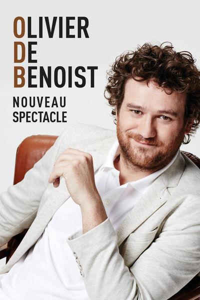 Spectacle – Olivier de Benoist à Toulon - 0