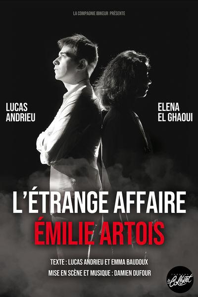 Théâtre – L'étrange affaire Émilie Artois à Toulon - 0
