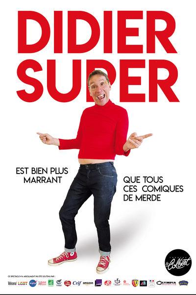 Spectacle – Didier Super à Toulon - 0