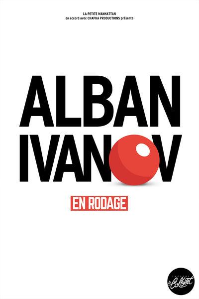 Spectacle – Alban Ivanov / En rodage à Toulon - 0