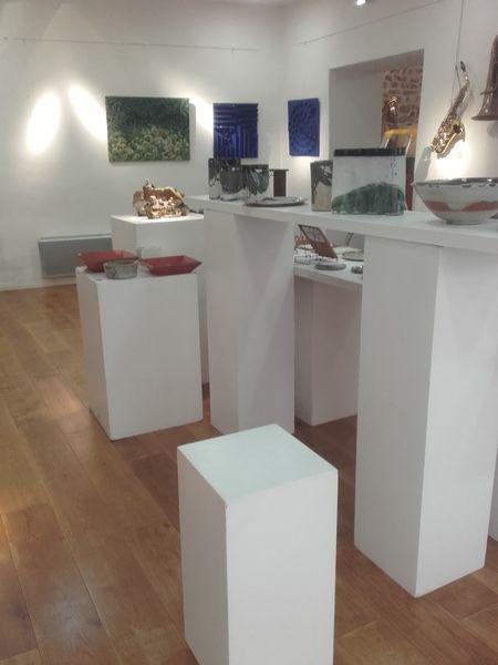 Exposition «Echos d'Art» à Ollioules - 1