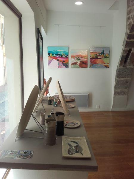 Exposition «Echos d'Art» à Ollioules - 2