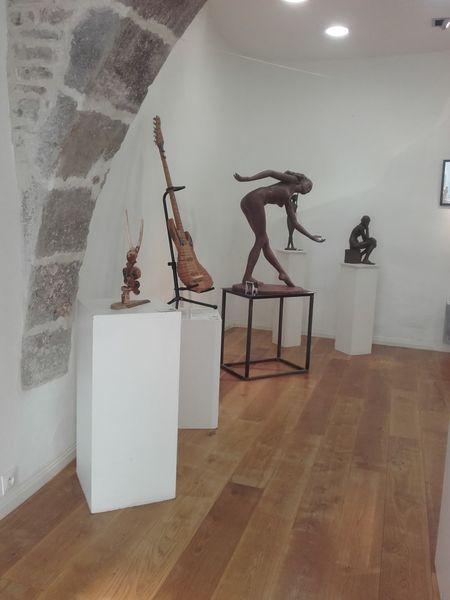 Exposition «Echos d'Art» à Ollioules - 4