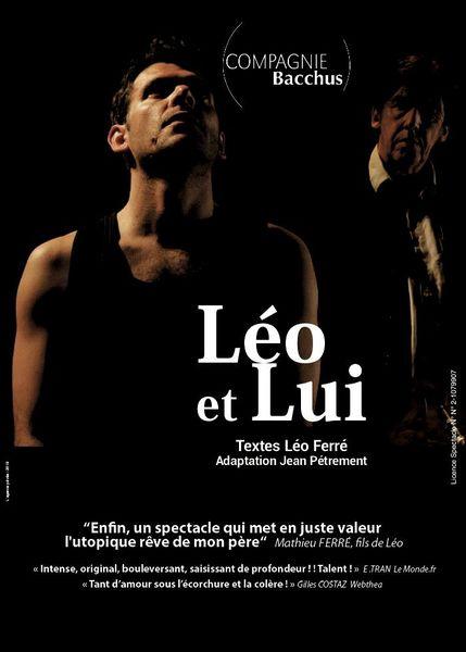 Théâtre – Léo et Lui à Toulon - 0