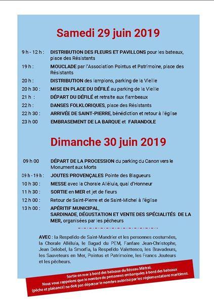 Fête de la Saint Pierre à Saint-Mandrier-sur-Mer - 1