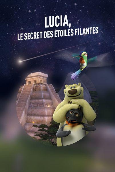 Séance de planétarium «Lucia, le secret des étoiles filantes» à Ollioules - 0