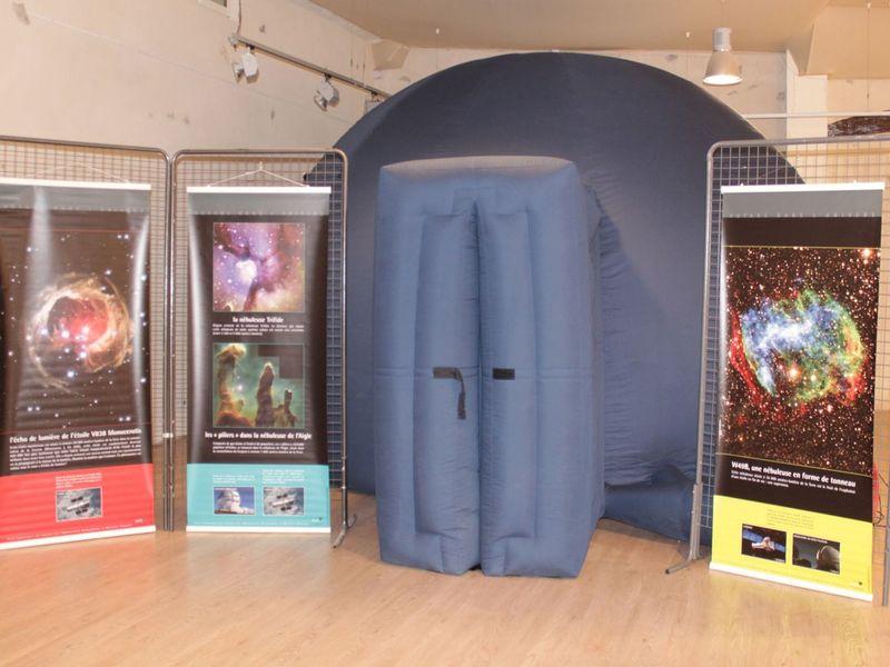Séance de planétarium «Lucia, le secret des étoiles filantes» à Ollioules - 2