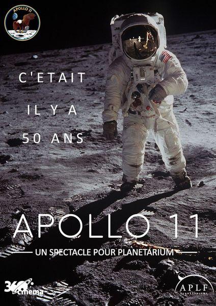 Séance de planétarium «Apollo 11» à Ollioules - 0