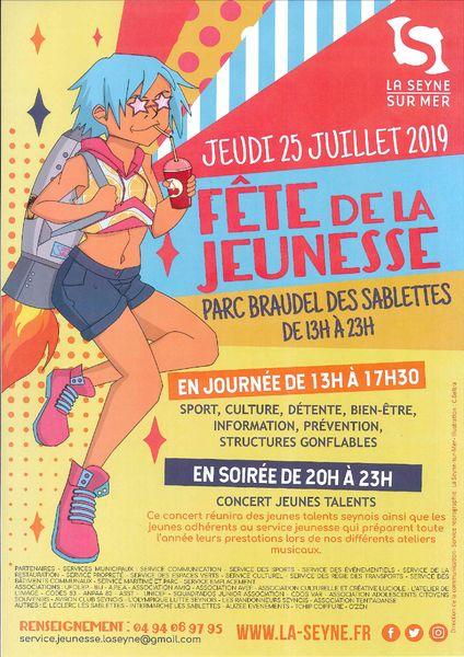 Fête de la jeunesse à La Seyne-sur-Mer - 0