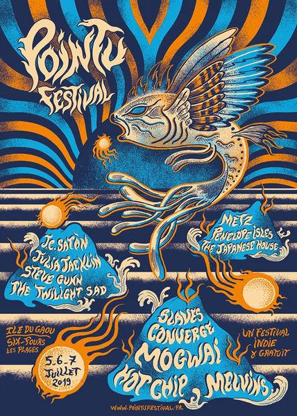 Pointu Festival 2019 à Six-Fours-les-Plages - 0