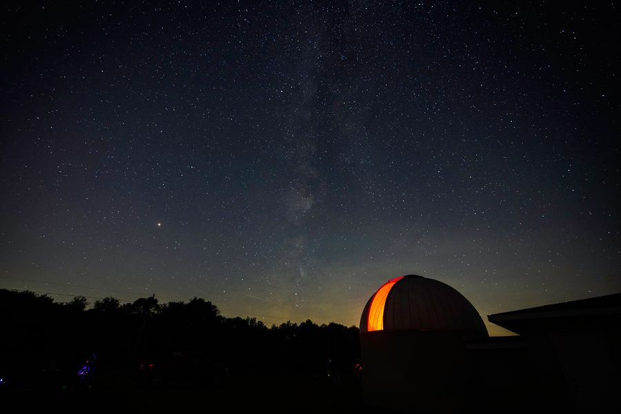 Jour de la nuit des étoiles à Hyères - 1