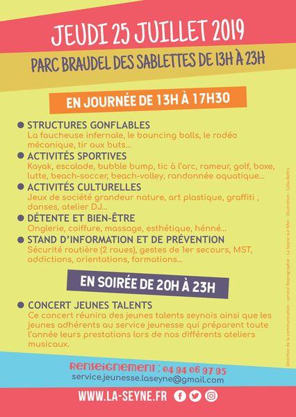 Fête de la jeunesse à La Seyne-sur-Mer - 1