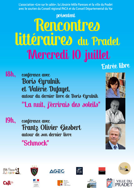 Fête du livre Jeunesse / rencontre littéraire à Le Pradet - 0