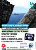 Exposition Patrimoine de La Seyne médiathèque Pierre Caminade
