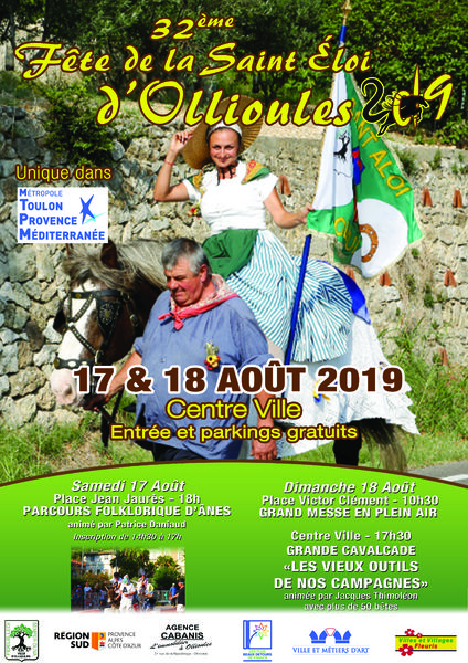 32è fête de la Saint Eloi à Ollioules - 0