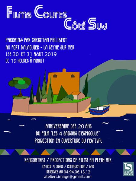 Films courts Côté Sud à La Seyne-sur-Mer - 0