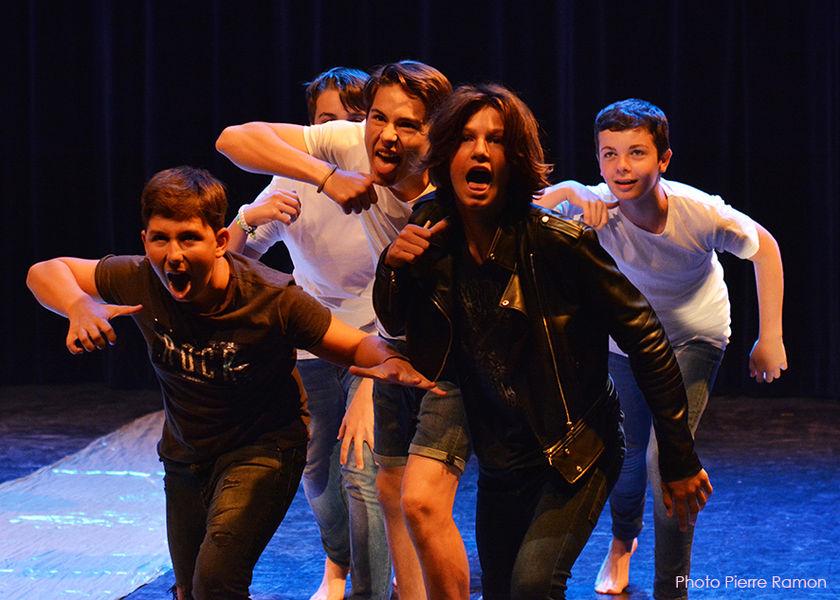 Stage Théâtre Compagnie de  L'Etreinte à Le Pradet - 1