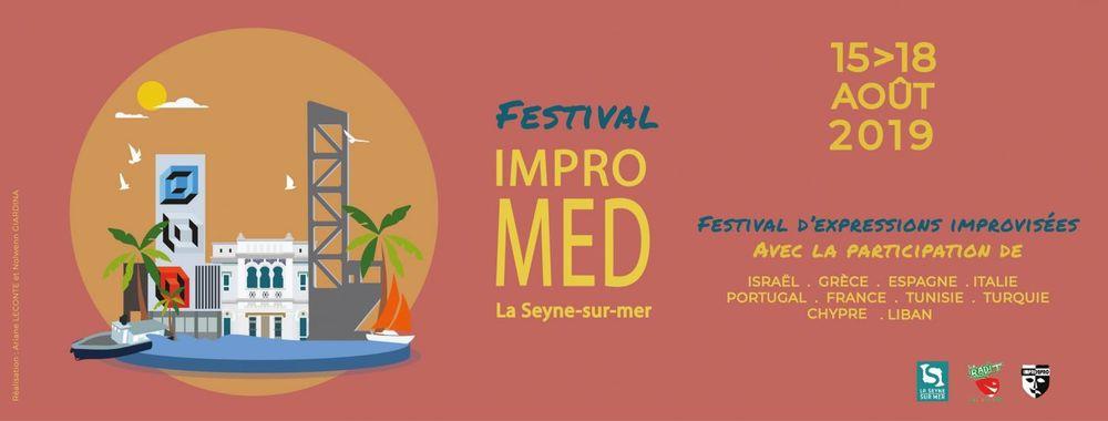 Festival Impromed à La Seyne-sur-Mer - 0