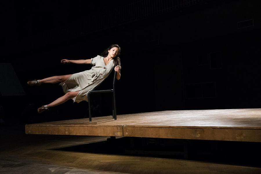 Spectacle de danse Yoann Bourgeois à Hyères - 0