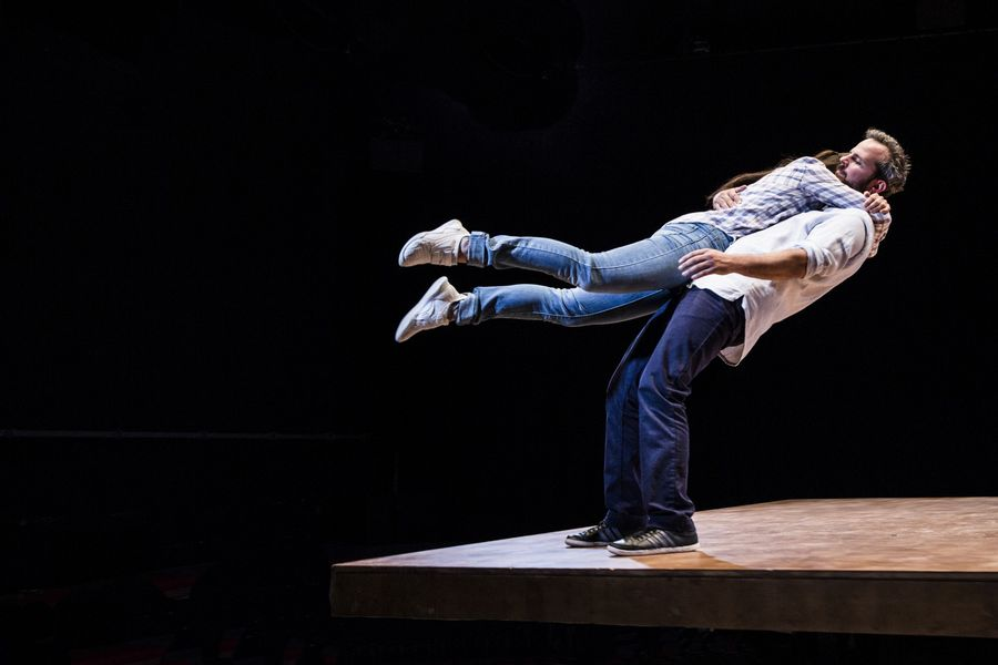 Spectacle de danse Yoann Bourgeois à Hyères - 4