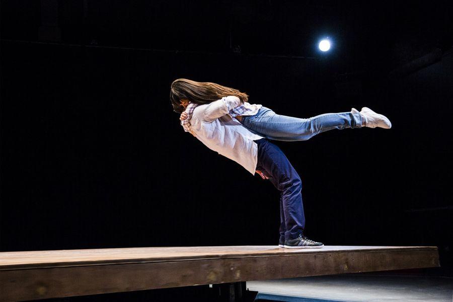 Spectacle de danse Yoann Bourgeois à Hyères - 3