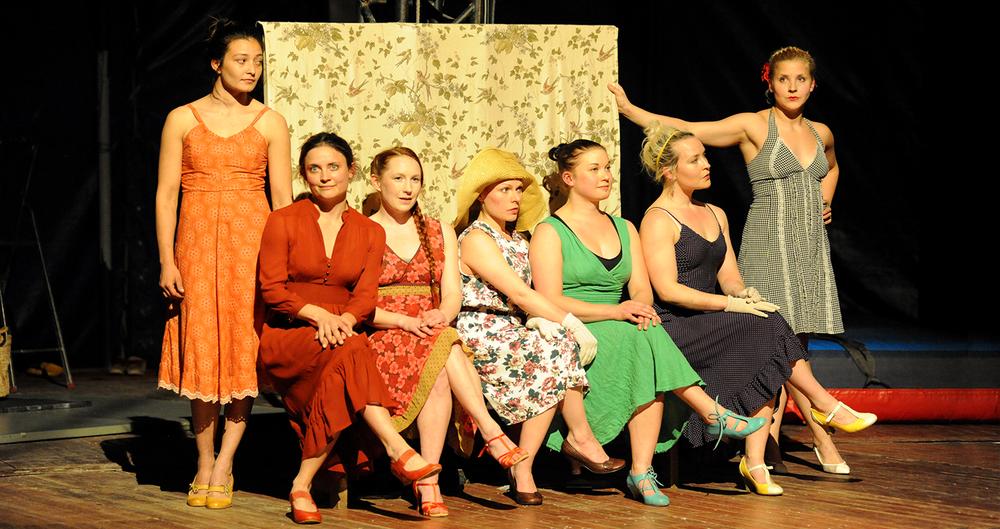 Cirque «Mad in Finland» par la compagnie Galapiat cirque à La Seyne-sur-Mer - 0