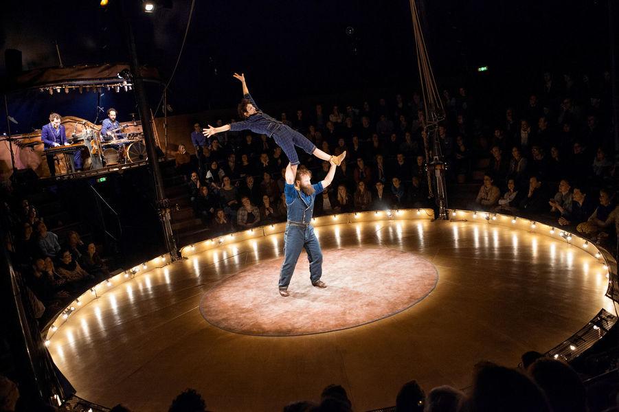 Cirque «Campana» avec la compagnie Cirque Trottola à Ollioules - 0