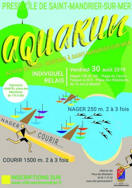 Aquarun de la presqu'île de Saint Mandrier à Saint-Mandrier-sur-Mer - 0