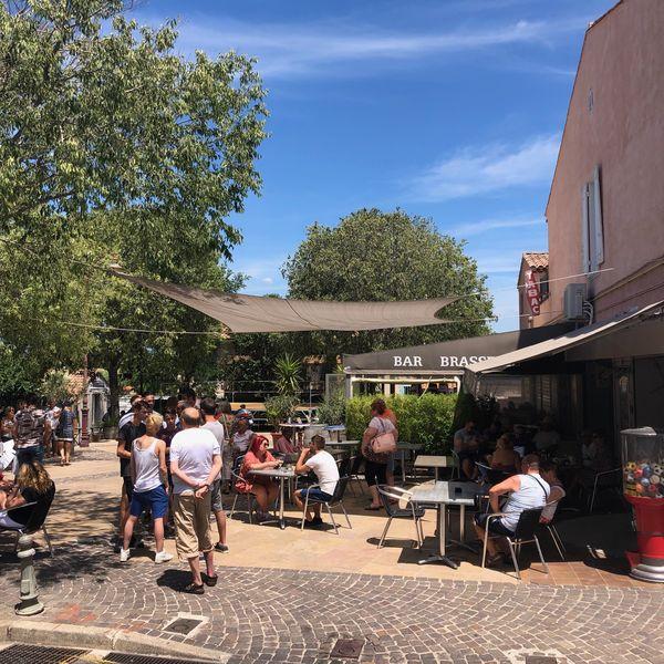 Le petit marché de la Moutonne du samedi matin à La Crau - 2