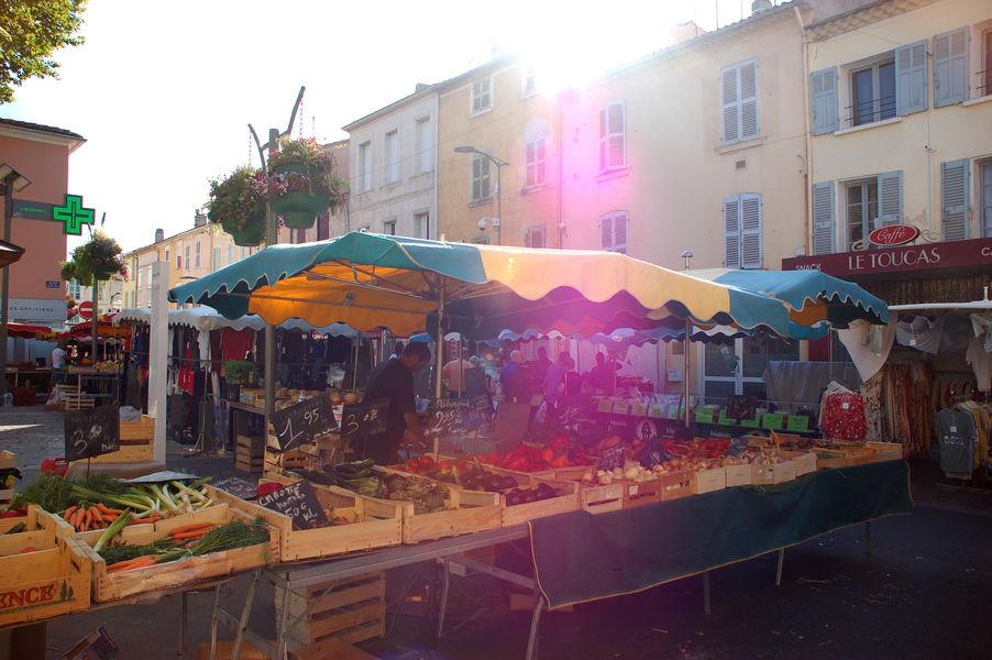Marché de la Crau à La Crau - 11