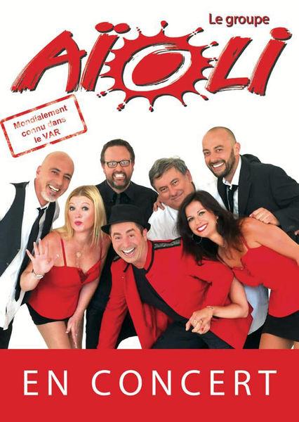 Concert du groupe Aïoli à Six-Fours-les-Plages - 0