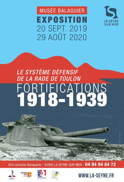 Exposition «Fortifications 1918-1939, le système défensif de la rade de Toulon» à La Seyne-sur-Mer - 0
