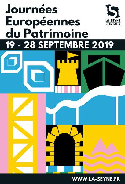 36è journées européennes du patrimoine à La Seyne-sur-Mer - 0