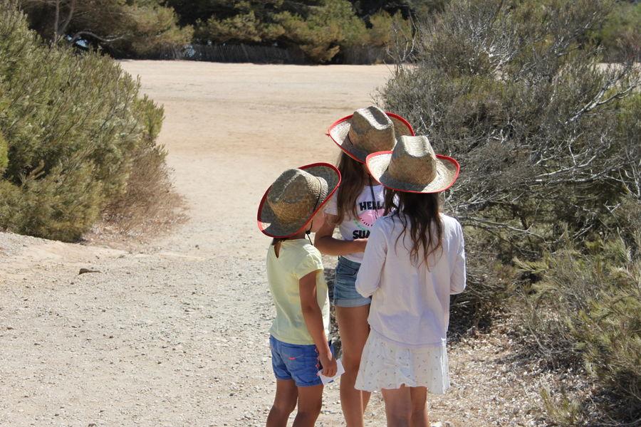 Sortie enfant «Dans la peau d'un explorateur» à Six-Fours-les-Plages - 5