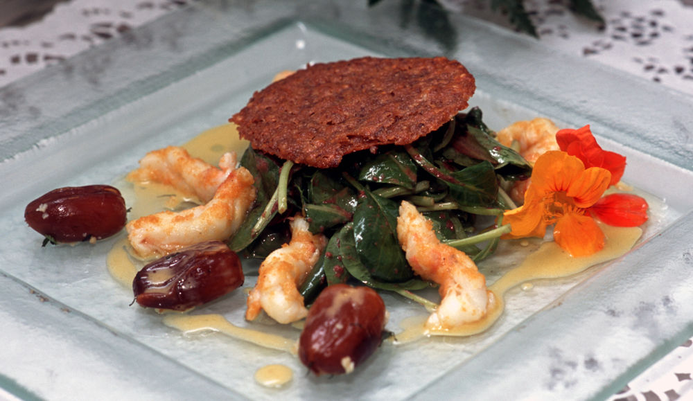Repas gastronomique caritatif : La tablée de Nonette à Hyères - 3