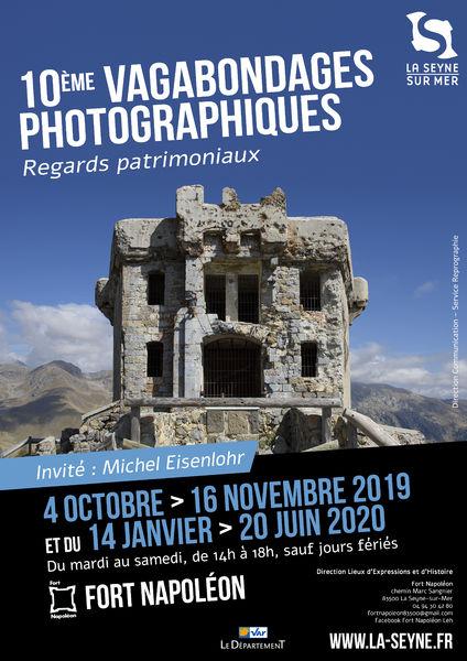 10e Vagabondages photographiques «Regards patrimoniaux» invité : Michel Eisenlhohr à La Seyne-sur-Mer - 0