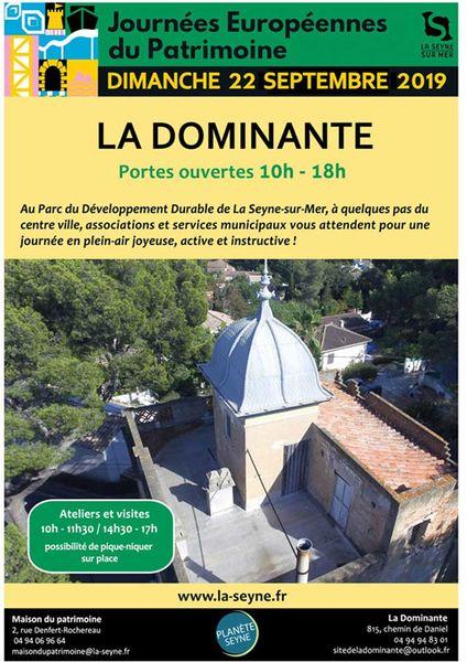 36è journées européennes du patrimoine à La Seyne-sur-Mer - 1