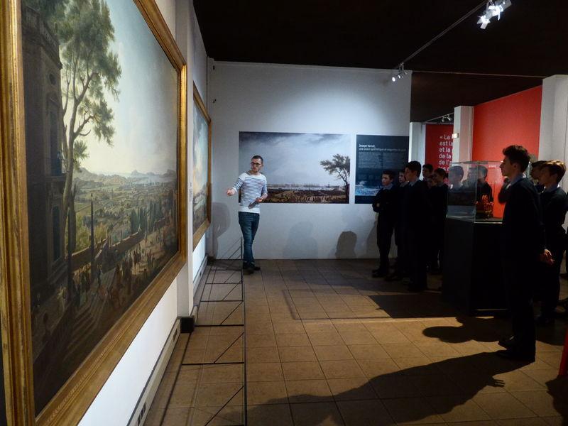 Visite guidée de l'exposition permanente du Musée de la Marine à Toulon - 0