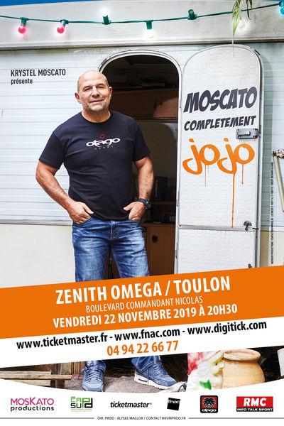 Spectacle – Moscato completement Jojo à Toulon - 0
